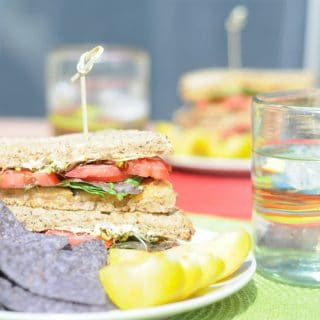 TLT Sandwiches