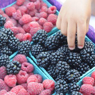 Organics, the Farmer's Market, and the Dirty Dozen
