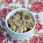 Pumpkin Apple Crisp