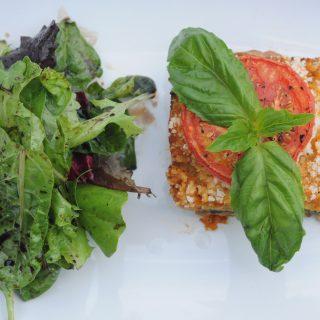 Rustic Bread Lasagna