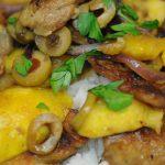 Coqui Carne Veggie y Platanos