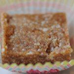 Coconut Crème Lara Bars
