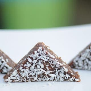 Chocolate Espresso Bars