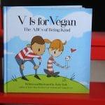 V is for Vegan Giveaway