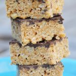 Reeses' Pieces Bars