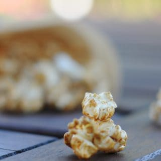 Spice Cookie Kettle Corn