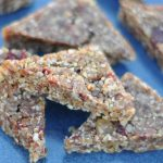 Pumpkin Seed Bars