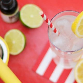 On the Go Lemonade (sugar free!)