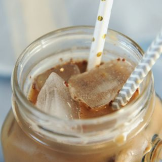Cold Brew Coffee Milk
