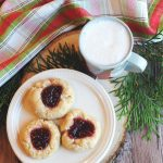 Vegan Thumbprint Cookies — Cookies for Santa