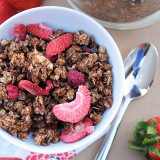 Chocolate Crunch Granola