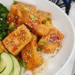 Teriyaki Tofu
