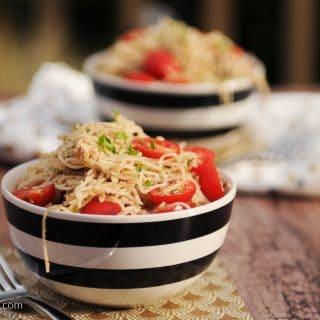 Walnut Feta Pesto