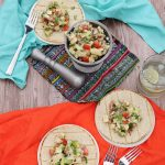 Tostadas with Hearts of Palm Ceviche—Vegan!
