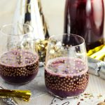 Champagne Sangria with Pineapple and Berries
