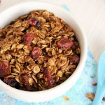 Spice Cookie Granola