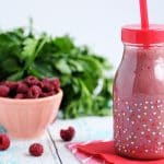 Banana Berry Fresh Smoothie