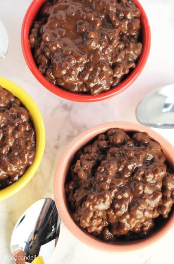 Chocolate Tapioca Pudding is creamy, rich, decadent—the ultimate comfort food. (vegan, soy free, gluten free, nut free, paleo, no refined sugar)