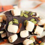 Pumpkin Patch Chocolate Bark