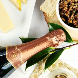 Throwing a Perfect Appetizer Party with Gloria Ferrer Sparkling Wine