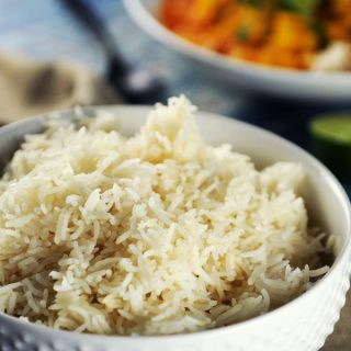 Instant Pot Basmati Rice