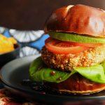 Teriyaki Veggie Burgers from The Vegan 8